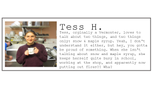 Employee profile-Tess